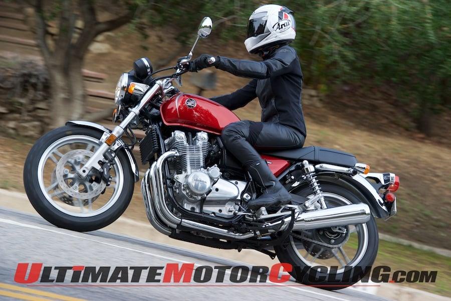 2014 Honda CB1100 Deluxe Review
