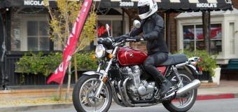 2014 Honda CB1100 Deluxe Test