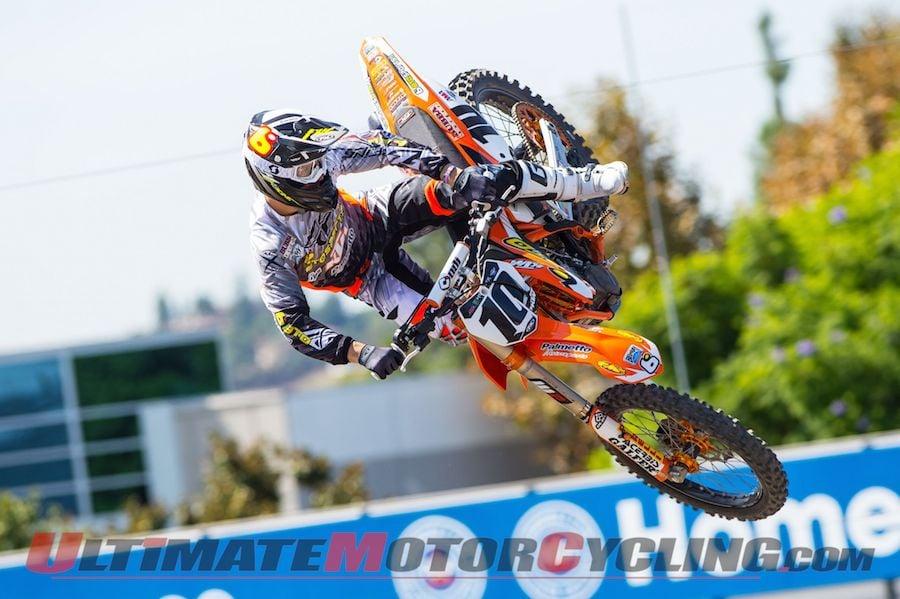 BTO Sports KTM's Justin Brayton Exclusive Interview