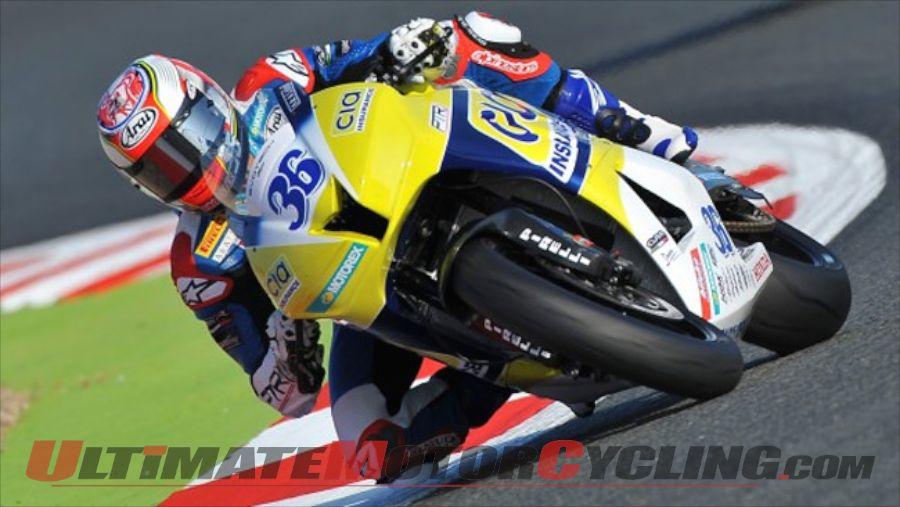 Martin Cardenas to World Supersport with CIA Honda