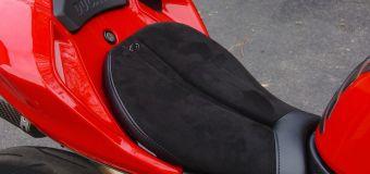 Ducati 1198 Saddelmen Gel Channel Sport Seat | Review