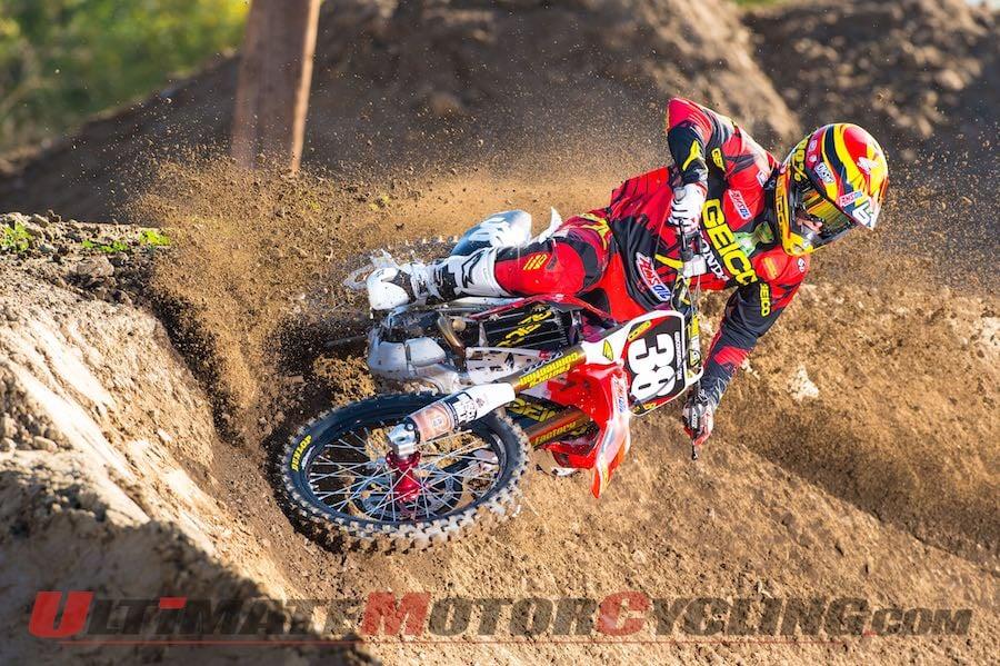 GEICO Honda's Matt Bisceglia   2015 250SX Exclusive Interview