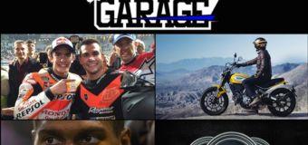 Greg's Garage #42 | Marquez, Stewart, Mees & Ducati Scrambler