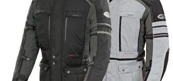 Joe Rocket Ballistic Adventure Jacket   Features & Video