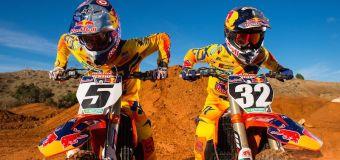 2015 Supercross | KTM Launches Factory & Satellite Teams