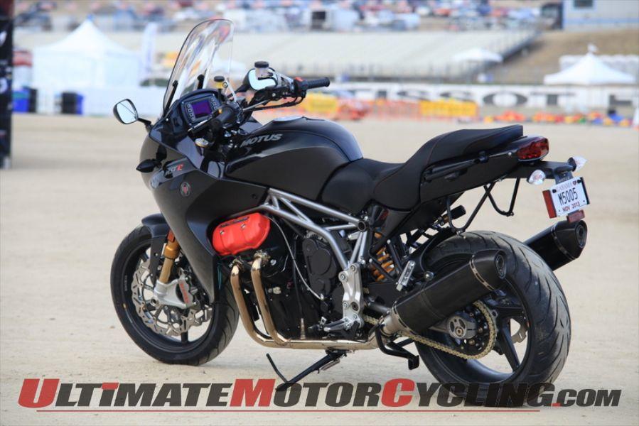 Motus Motorcycles: Premier Appearance at NYC IMS