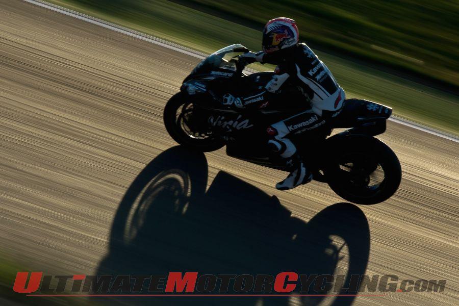 Jonathan Rea Interview: Signing with Kawasaki Racing