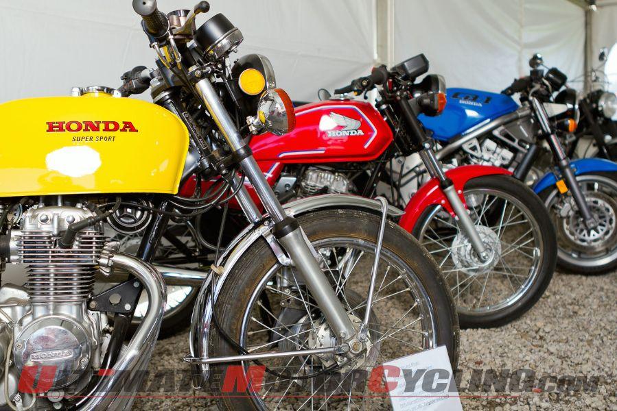 2015 AMA Vintage Motorcycle Days Dates: July 10-12