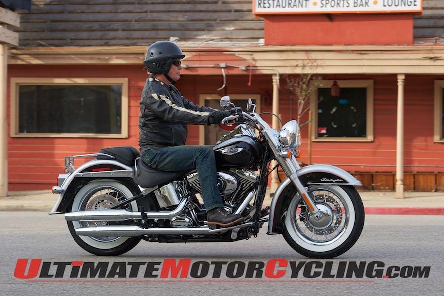 2015 Harley-Davidson Softail Deluxe Test