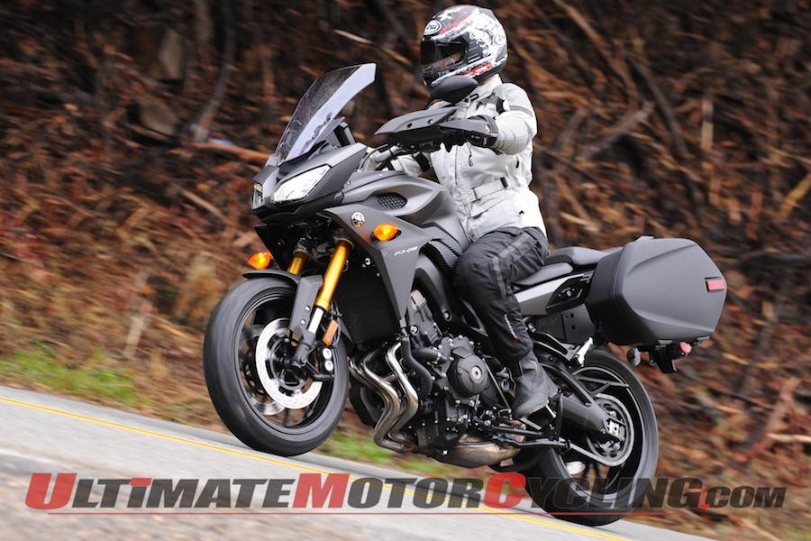 2015 Yamaha Fj 09 First Ride Review