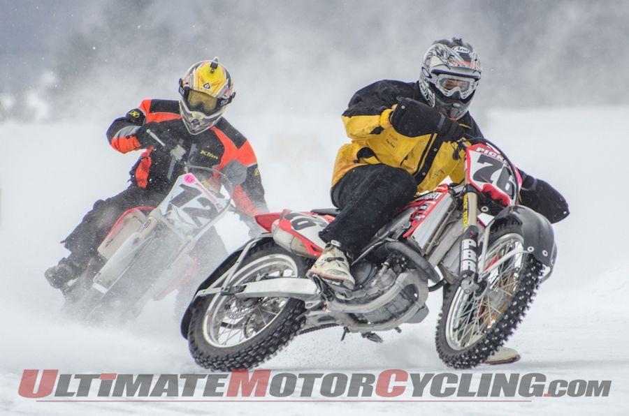 2015 AMA Ice Race Grand Championship Set for February