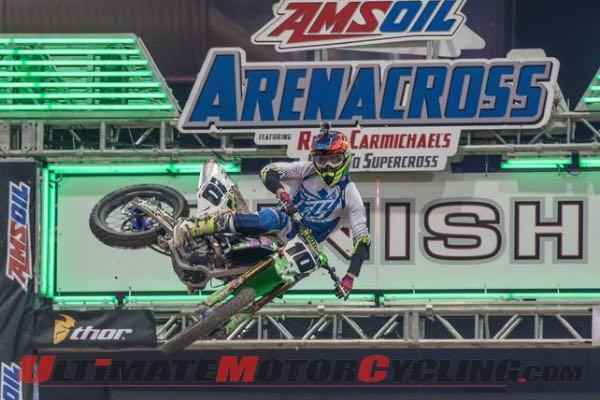 2015 Arenacross TV Schedule   Fox Sports 1