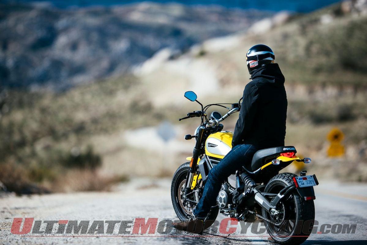 2015 Ducati Scrambler Icon Exposed Photo Gallery