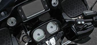 2015 Harley Road Glide HeliBars – Multi-Adjustable Handlebar