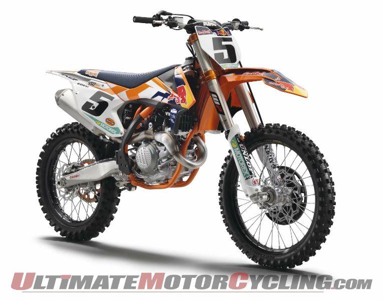 2015 Ktm 450 Sx