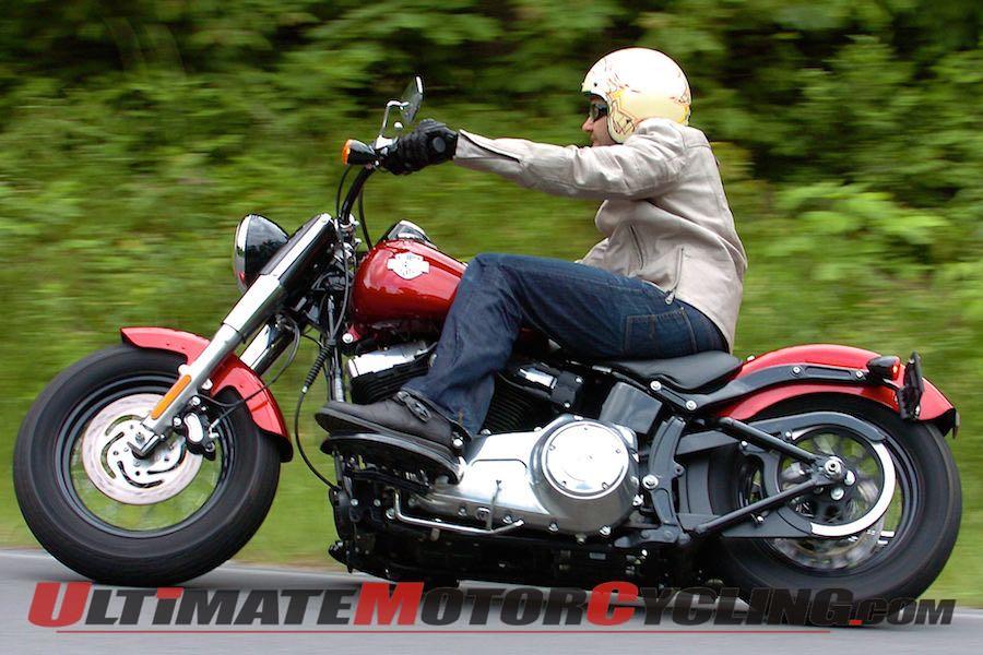 2012 Harley-Davidson Softail Slim Recall