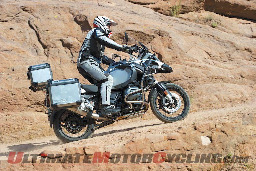 2015 BMW R1200GS Adventure Review