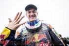 KTM's Marc COma from 2015 Dakar Rally