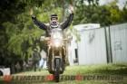 KTM's Marc Coma crosses 2015 Dakar Rally finish line