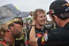 KTM's Toby Price in 2015 Dakar Rally