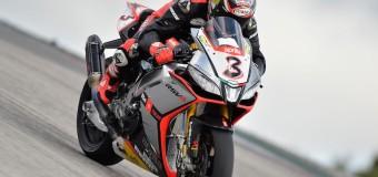 EBR, Ducati, Aprilia & Suzuki Complete World Superbike Test