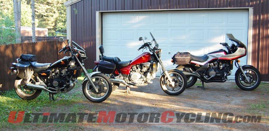 Honda VF Series Debuts the 'Successful' V4 - Motorcycle History