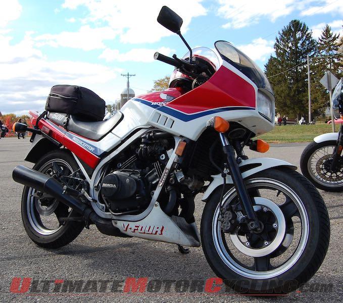 Honda VF500F
