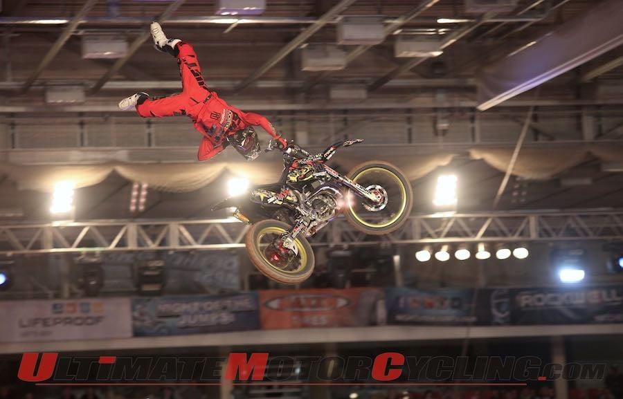 David Rinaldo at Linz NIGHT of the JUMPs
