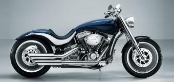 Meet the Lauge Jensen Viking Concept | Custom Motorcycles