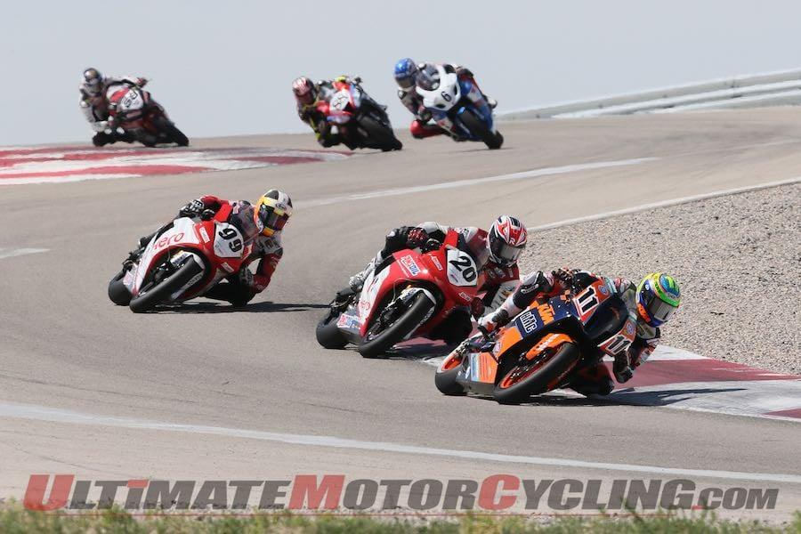MotoAmerica Schedule Update: Miller Motorsports Park Added