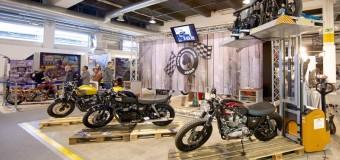 Swiss-Moto 2015 Motorcycle Show Feb.19-22 in Zurich