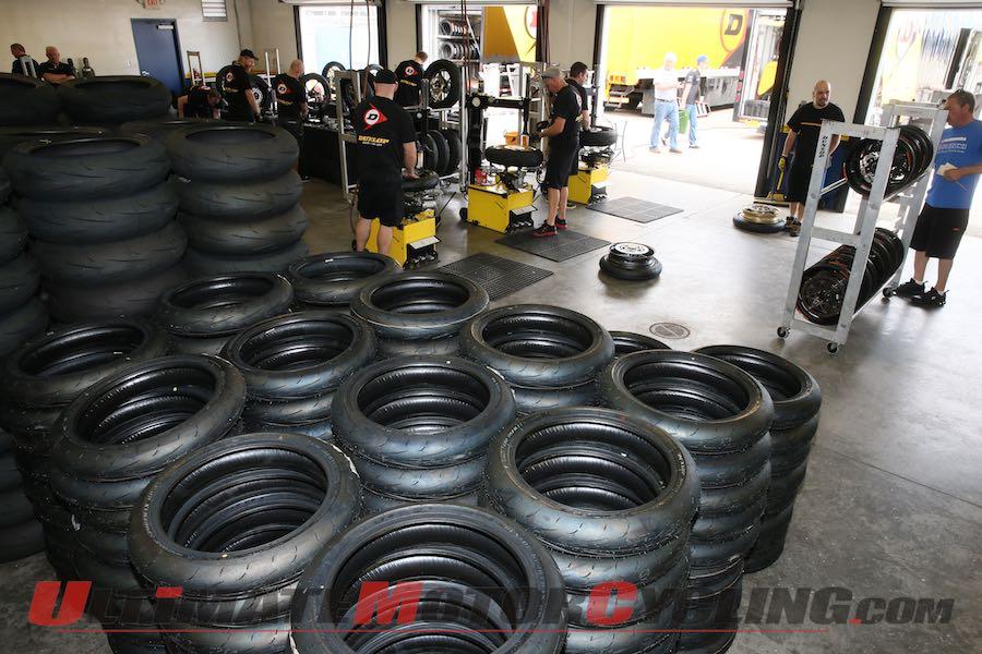 Dunlop - Exclusive MotoAmerica Tire Supplier