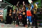 2015 Phoenix 250 Supercross Podium
