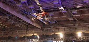 FMX Prodigy Petr Pilat Wins 1st NIGHT of the JUMPs | Video