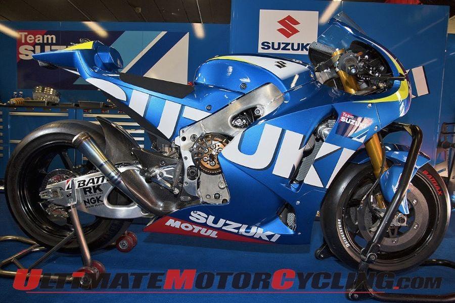 Suzuki MotoGP GSX-RR | Development Documentary Video