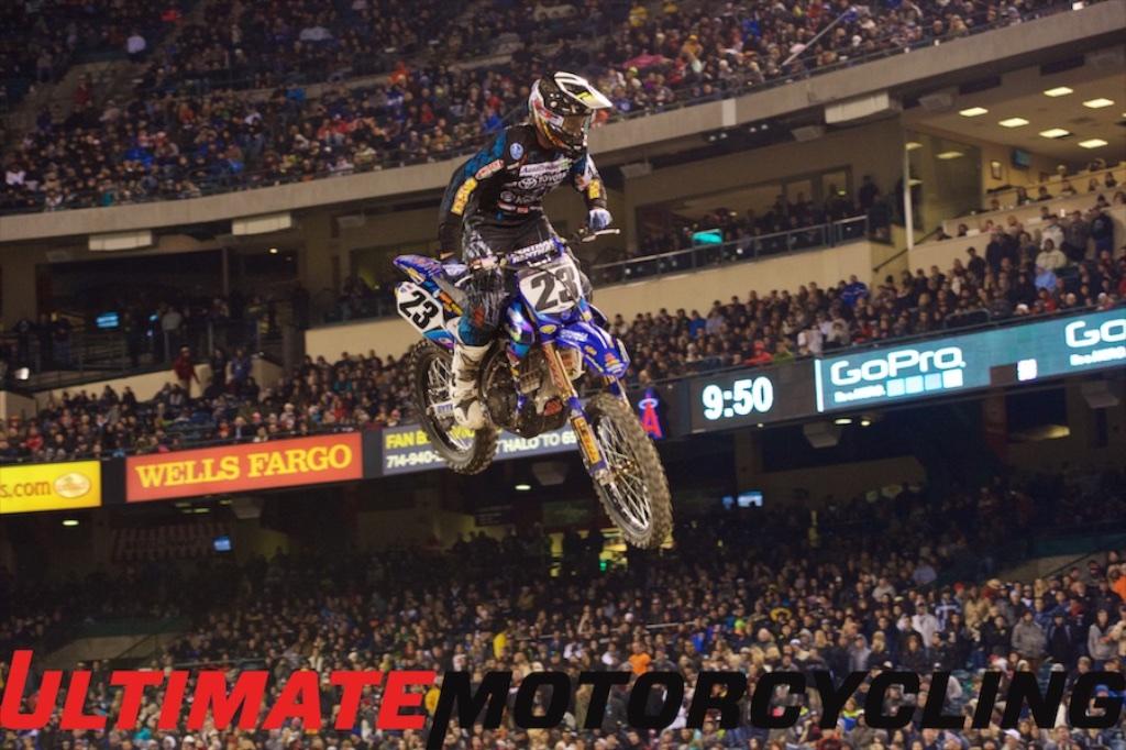 Weston Peick Injury Update | Breaks Foot at Phoenix SX