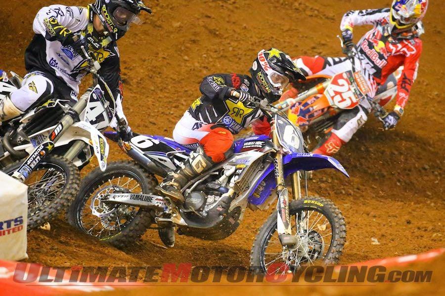 2015 Atlanta 1 250 Supercross Results | Martin Earns Win #1