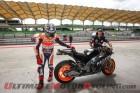 Honda's Marquez and his RC213V