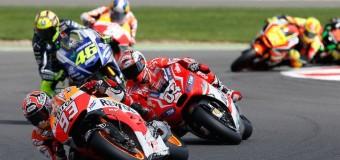 Silverstone to Host 2015 British MotoGP