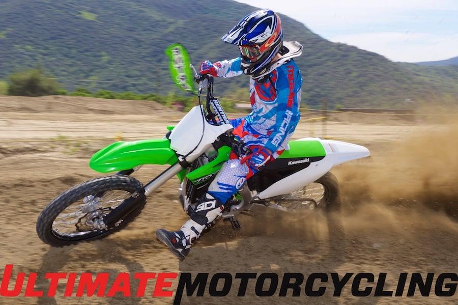2015 Kawasaki KX250F Review | Race Ready