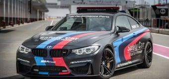 BMW M Begins 17th Season as 'Official Car of MotoGP'