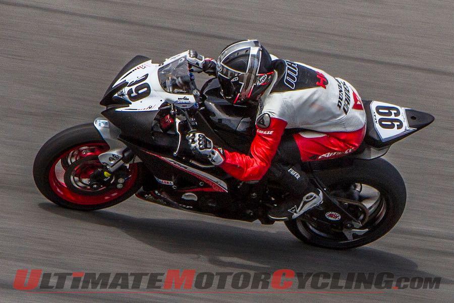 2015 Daytona 200 Qualifying | May Earns Pole by 0.005