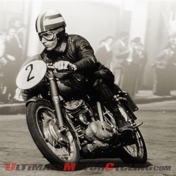 Franco Farnè, Ducati 125, 1958