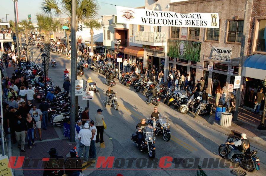 2015 Daytona Bike Week Harley-Davidson Events