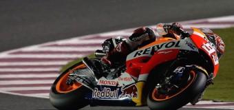 2015 Qatar MotoGP 1st Free Practice | Marquez Fastest