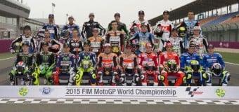 2015 MotoGP Entry List   Stats & Facts