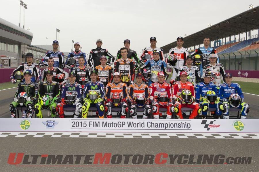 2015 MotoGP Entry List | Stats & Facts