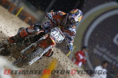 2015 Qatar MX2 Results KTM Jeffrey Herlings