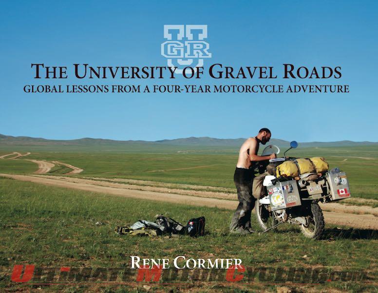 The University of Gravel Roads - Now a Bestseller