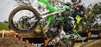 Ryan Villopoto Dominates Thailand MXGP Qualifying